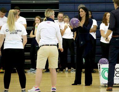 Harry i Meghan zagrali w netball. Uwagę przykuły buty księżnej