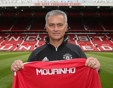 Pierwsza konferencja Mourinho w barwach Manchesteru United. Zaatakował...