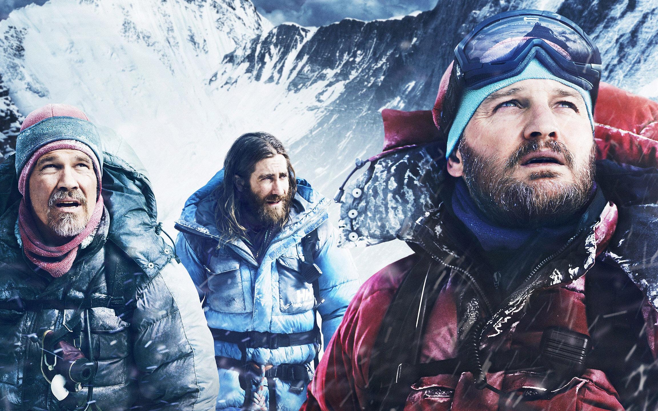 """Kadr z filmu """"Everest"""" (2015)"""