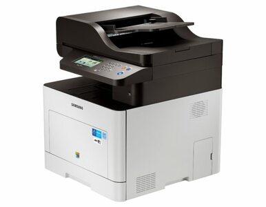 Pierwsze drukarki Samsung z NFC dla firm
