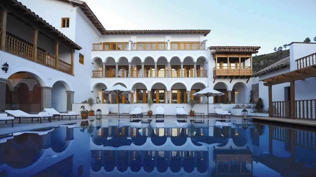 Belmond Palacio Nazarenas, Peru