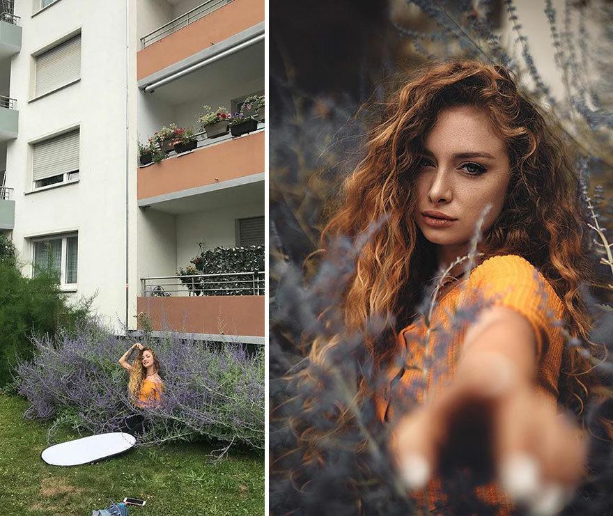 Praca nad zdjęciem i efekt końcowy