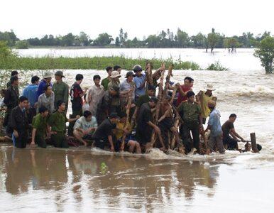 Powódź w Wietnamie zbiera śmiertelne żniwo