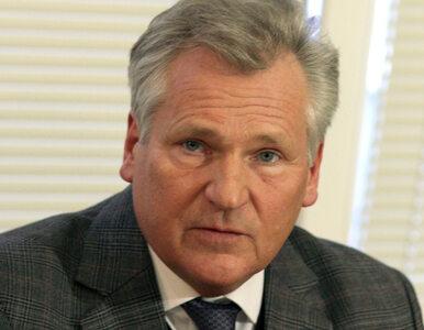Kwaśniewski: polska scena polityczna jest niezrównoważona