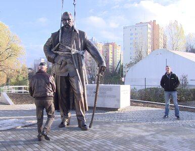 W centrum Gdyni stanął Piłsudski