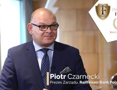 Banking Forum & Insurance Forum: Piotr Czarnecki, Raiffeisen Bank Polska SA