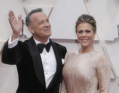 Tom Hanks i Rita Wilson mają koronawirusa. Synowie pary: To szaleństwo
