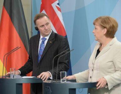 Merkel: sytuacja w Syrii jest straszna. Musimy działać