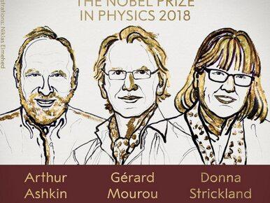 Znamy laureatów Nobla w dziedzinie fizyki!