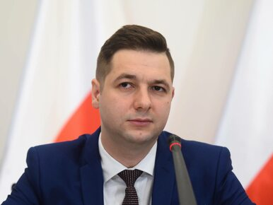 """Jaki powołuje się na słowa byłego prezydenta i radzi Łapińskiemu """"wziąć..."""