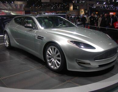 Włosi i Indusi biją się o... Aston Martina