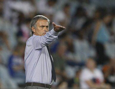Mourinho: kiedyś zagram przeciwko Realowi