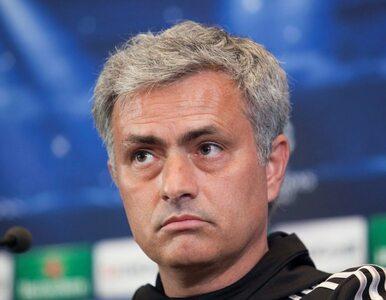 Mourinho: Nasi rywale chcą kupić mistrzostwo