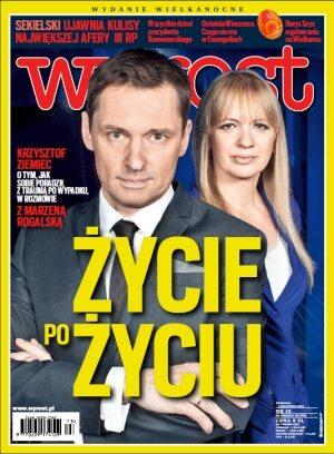 Okładka tygodnika Wprost nr 13/2013 (1570)
