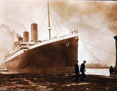 W Titanic uderzył okręt podwodny. Wypadek zatajono