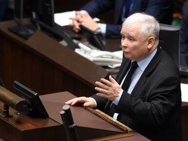 Komisja etyki podjęła decyzję ws. wniosku o ukaranie Kaczyńskiego
