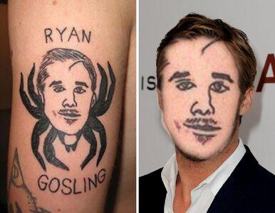 Nałożyli tatuaże na rzeczywiste postaci. Efekt jest przekomiczny