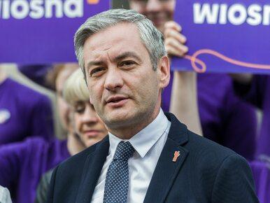 """Biedroń chce zawieszenia lekcji religii w szkołach. """"Wprowadzimy..."""