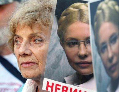 """Tymoszenko: obalcie """"rządzącą krajem mafię"""""""
