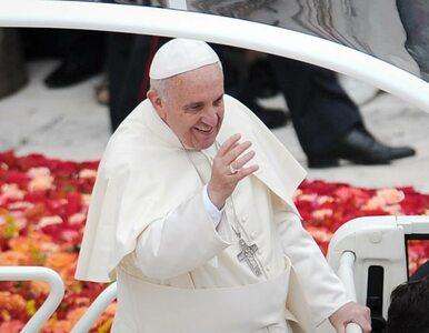 """Papież Franciszek o """"trzeciej wojnie światowej w kawałkach"""""""