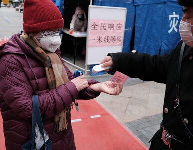 Chiny. 30 nowych przypadków koronawirusa