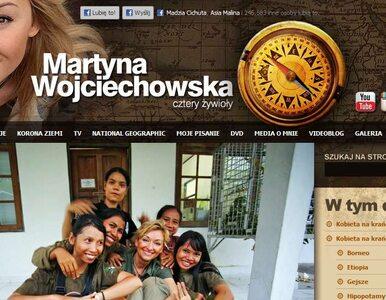 Martyna Wojciechowska podbiła blogosferę