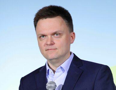 """Szymon Hołownia zawiesza kampanię. """"Pierwsze wybory w cieniu epidemii"""""""