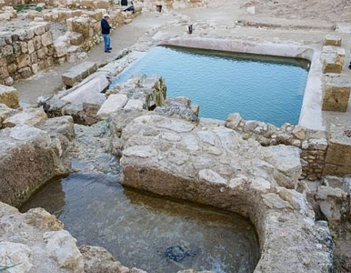 Izrael: Naukowcy odkryli pozostałości królewskiej posiadłości z czasów...