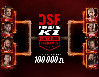 DSF Kickboxing Challenge 20: Królowie Ringu, Kraków 23 lutego 2019