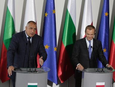 Premier Bułgarii o Tusku: Nie powinien ingerować w polską politykę