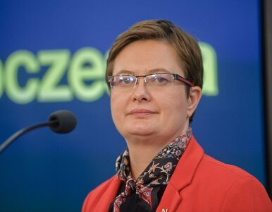 Katarzyna Lubnauer wystartuje w wyborach na szefa Nowoczesnej