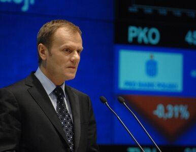 Expose Tuska: przede wszystkim gospodarka