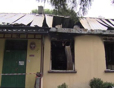 W Krakowie spłonęło przedszkole. Nikt nie ucierpiał