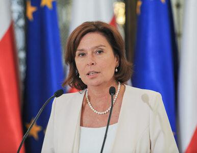 Kidawa-Błońska: Martwi mnie, że będziemy mieli na Malcie puste krzesło
