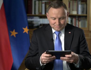 Andrzej Duda zdradził, jak rzucił palenie. Powiedział o skutkach ubocznych