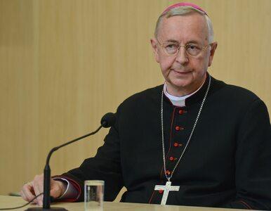 Przewodniczący KEP: Jestem wstrząśnięty obrazem płonącej katedry Notre...