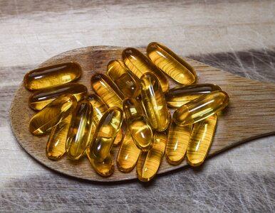 Suplementy witaminy D i omega-3 nie zmniejszają ryzyka stanu zapalnego