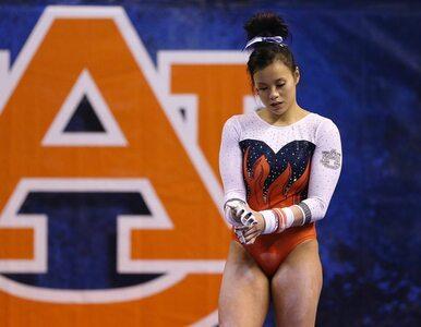 Gimnastyczka złamała obie nogi podczas zawodów. Musi zakończyć karierę...