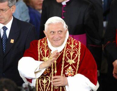 Benedykt XVI zdradza część trzeciej tajemnicy fatimskiej