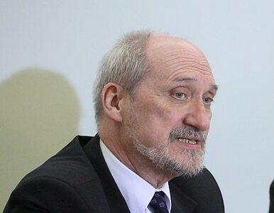 Macierewiczowi chcą zabrać immunitet. Znowu