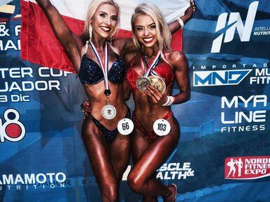 Sukces Polek na MŚ bikini fitness. Pięć medali dla naszych reprezentantek
