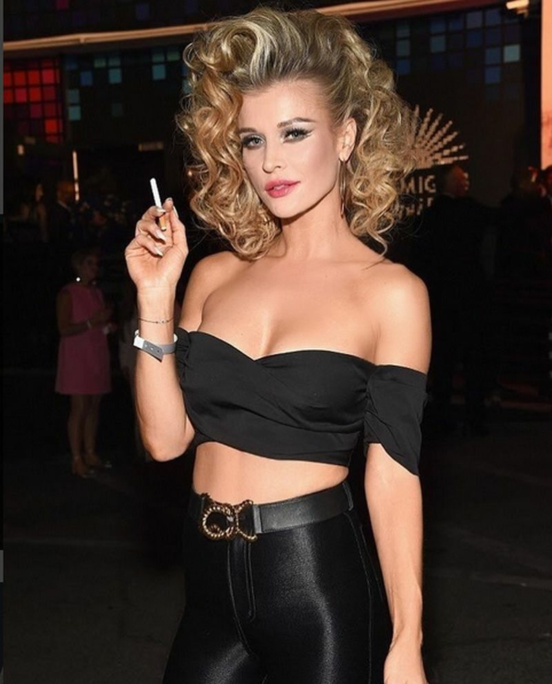 "Joanna Krupa jako Sandy z ""Grease"""