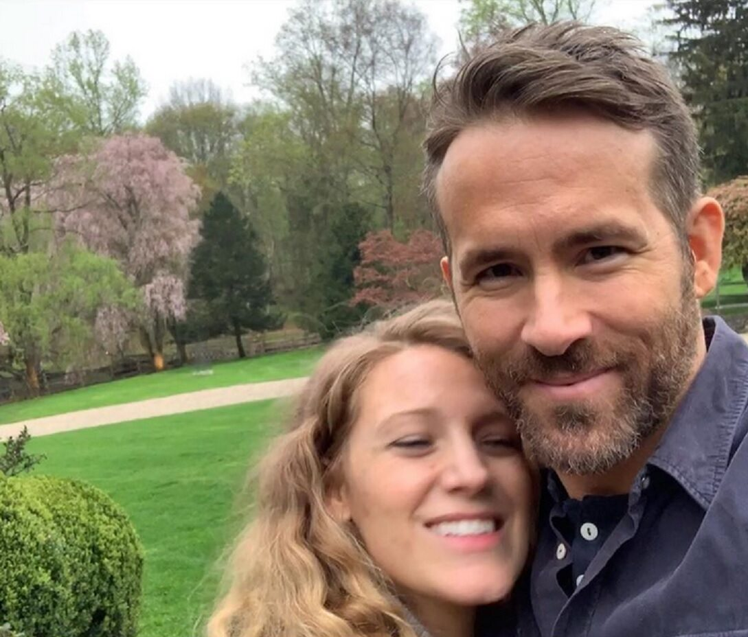 Ryan Reynolds i Blake Lively