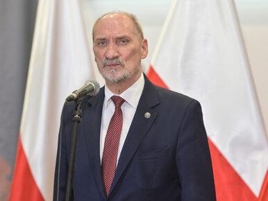 Radio ZET: Jest propozycja nowego stanowiska dla Antoniego Macierewicza?