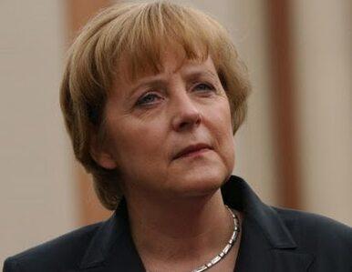 Merkel: Euro w głębokim kryzysie przez Grecję