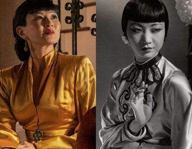 """Prawdziwa historia Anny May Wong odbiegała od tej z serialu """"Hollywood""""...."""