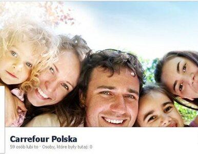 Carrefour Polska na Facebooku  rusza oficjalny fanpage firmy
