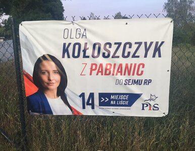 Zadziwiająca kampania kandydatki PiS. Pochodzi z kilku miast?