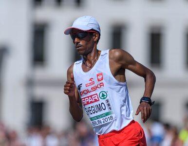 """Wicemistrz Europy w maratonie nie ma środków do życia. """"Doszedłem do..."""