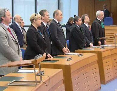 MSZ: w związku ze sprawą Katynia Trybunał stracił prestiż. Były przecieki